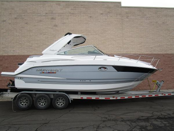 2021 Monterey boat for sale, model of the boat is 295 Sport Yacht & Image # 1 of 40