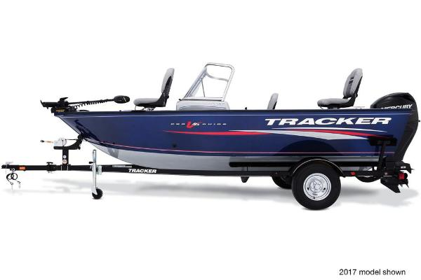 2018 Tracker Boats boat for sale, model of the boat is Pro Guide V-16 WT & Image # 2 of 4