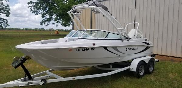 2019 Caravelle boat for sale, model of the boat is 19 EBO & Image # 4 of 7