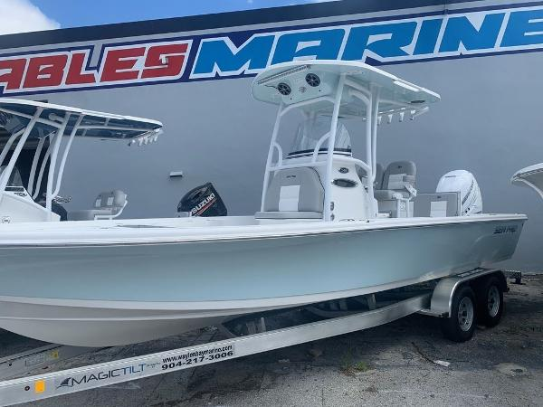 2020 Sea Pro boat for sale, model of the boat is 248 & Image # 9 of 14