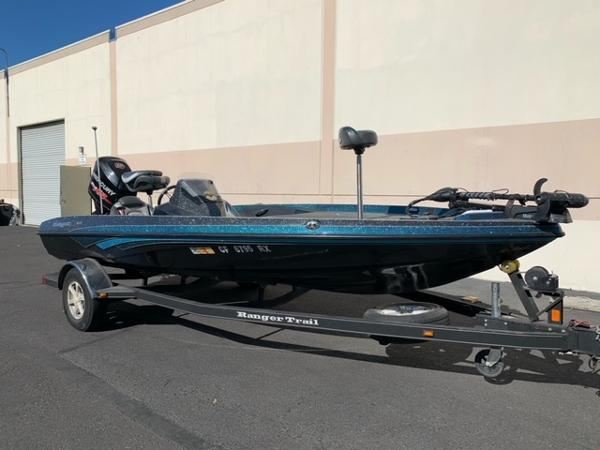 2017 Ranger Boats boat for sale, model of the boat is Z185 & Image # 2 of 20