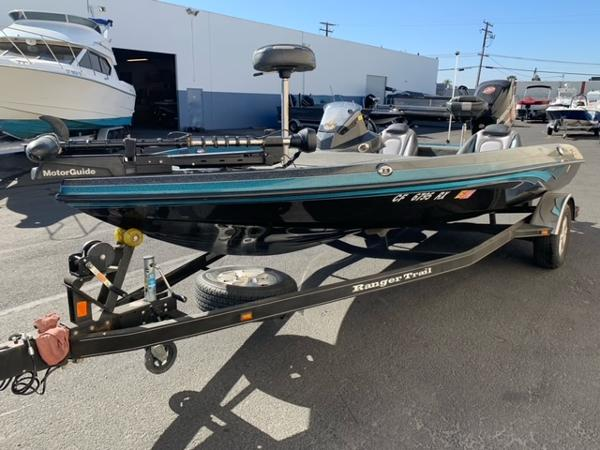 2017 Ranger Boats boat for sale, model of the boat is Z185 & Image # 5 of 20