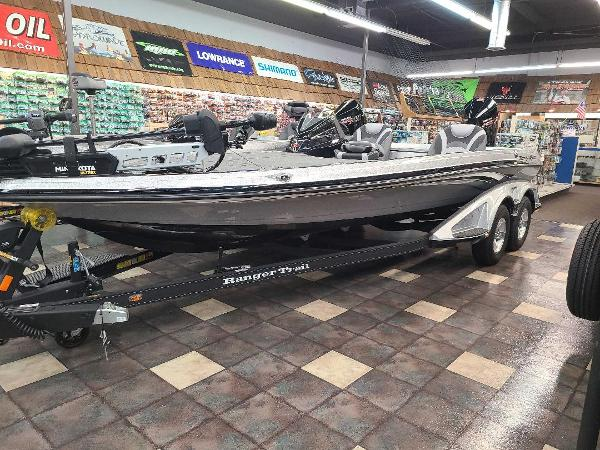 2021 Ranger Boats boat for sale, model of the boat is Z520L & Image # 4 of 30