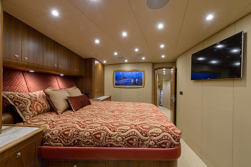 Master Stateroom View 3
