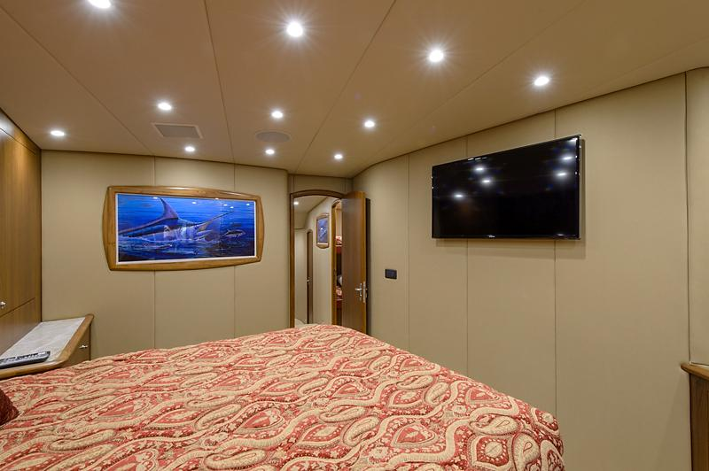 Master Stateroom View 4