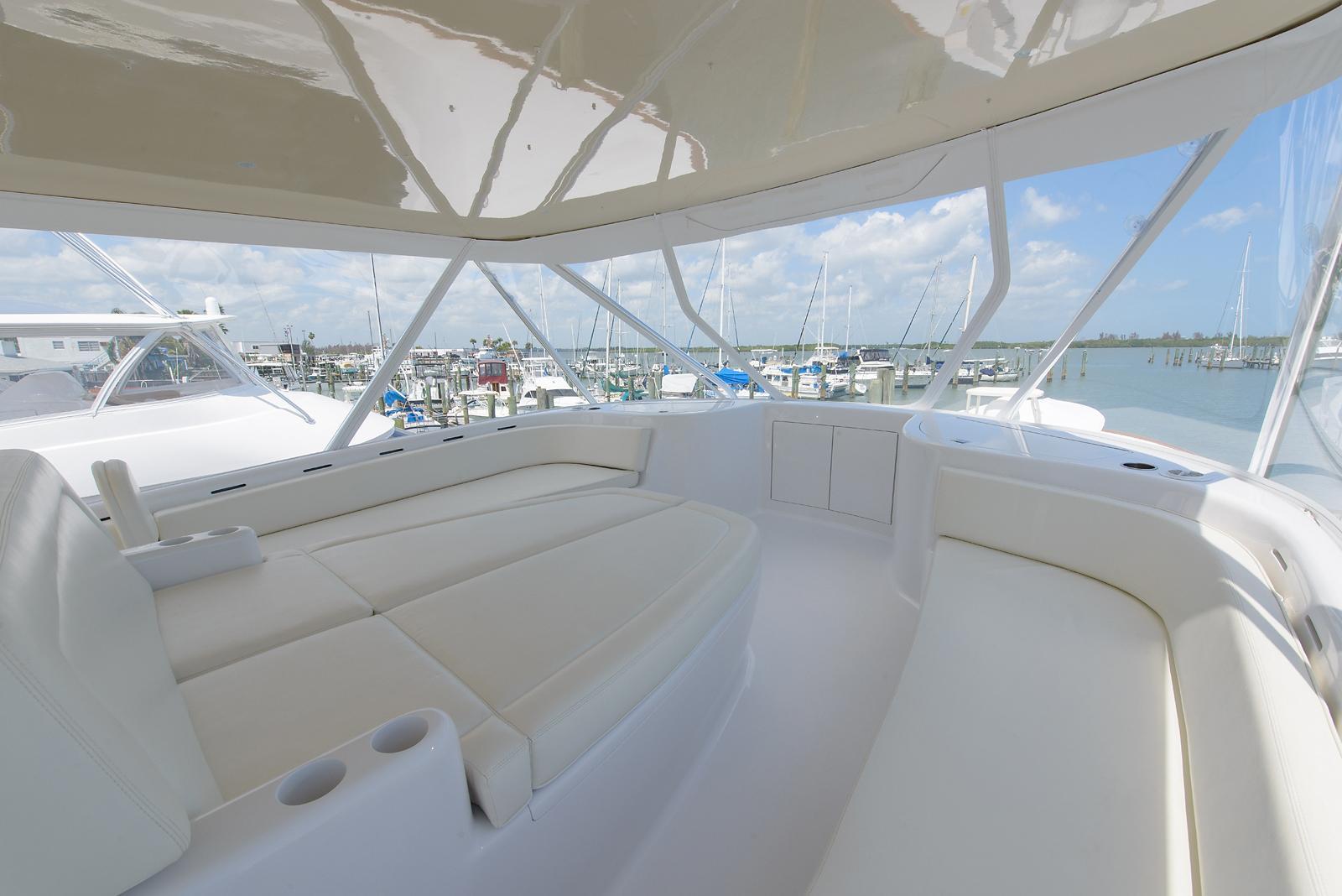 Bridge Seating Starboard
