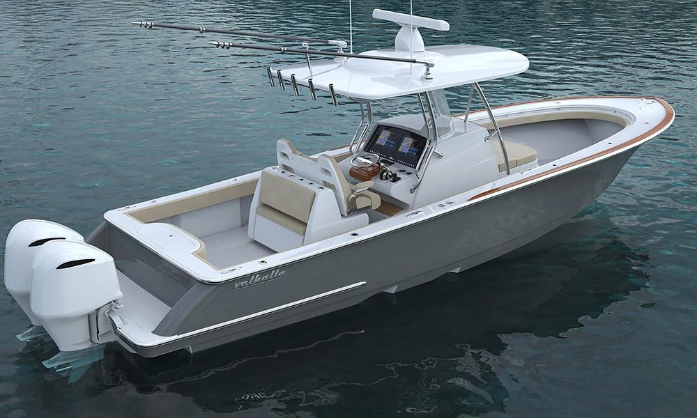 2021 Valhalla Boatworks 33