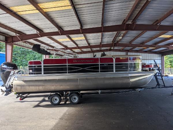2018 Berkshire Pontoons boat for sale, model of the boat is 22 RFC CTS 2.75 & Image # 2 of 18