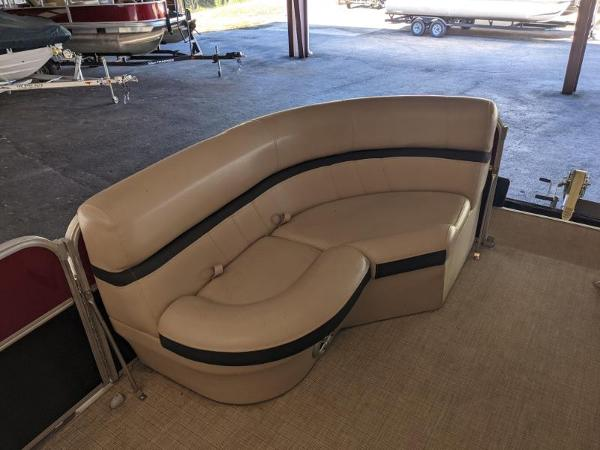 2018 Berkshire Pontoons boat for sale, model of the boat is 22 RFC CTS 2.75 & Image # 9 of 18