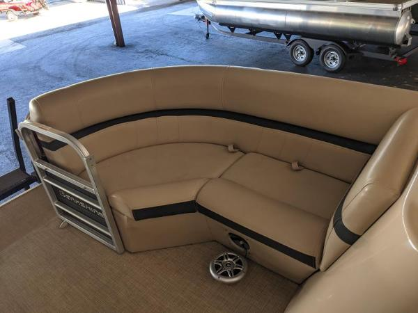 2018 Berkshire Pontoons boat for sale, model of the boat is 22 RFC CTS 2.75 & Image # 17 of 18