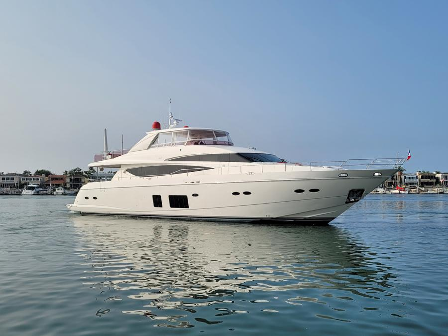 2011 Princess 95 Motoryacht