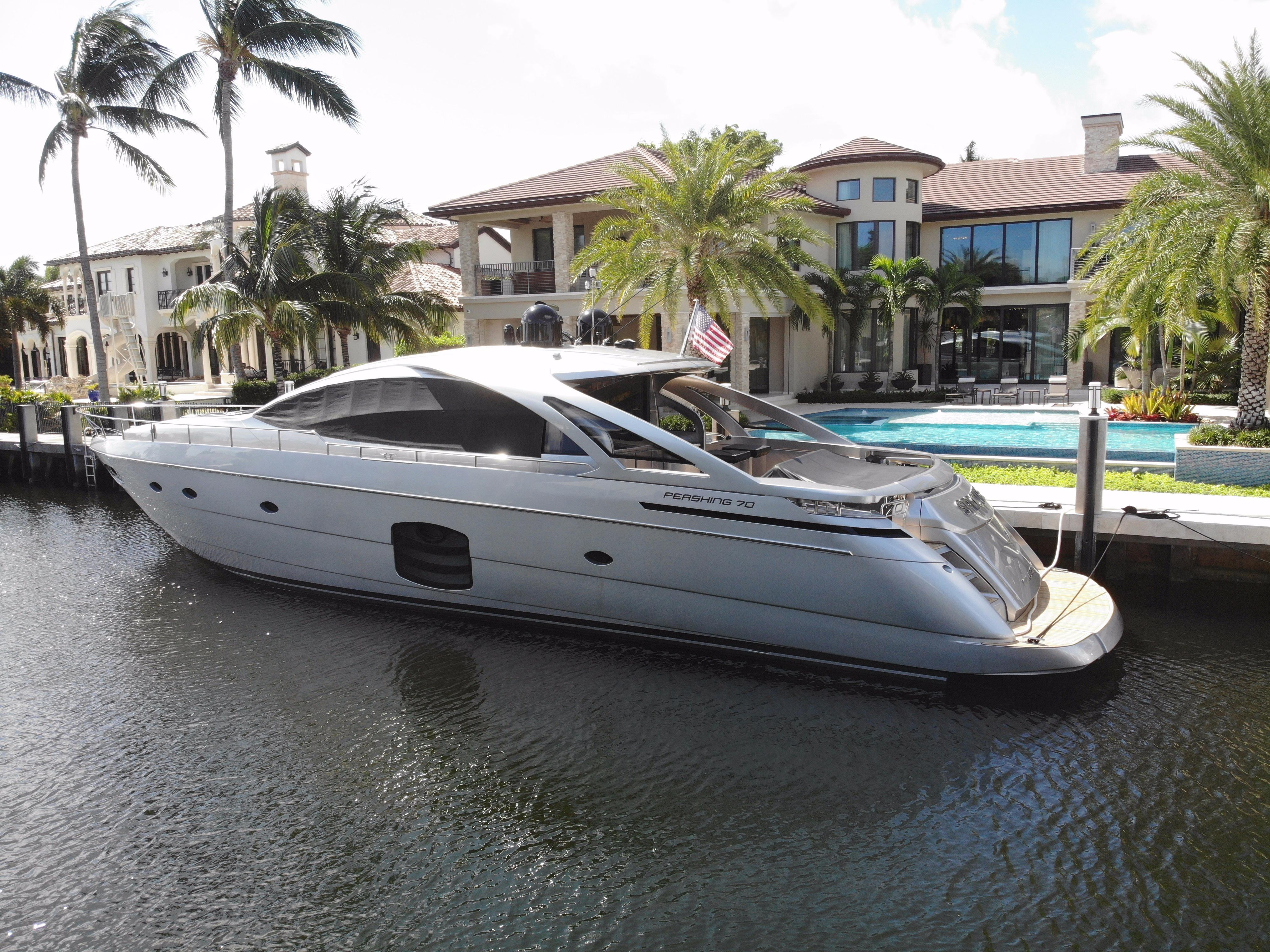 Picture Of:  70.4' Pershing 70 2016Yacht For Sale | 33