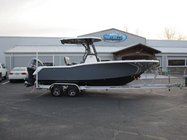2021 Tidewater boat for sale, model of the boat is 232 CC Adventure & Image # 1 of 40