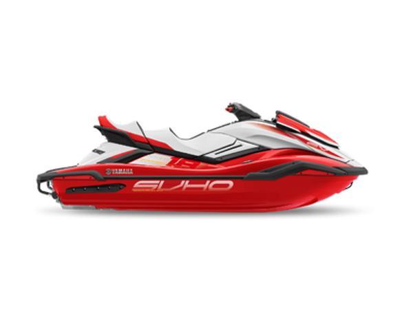 2021 Yamaha Boats FX Cruiser SVHO