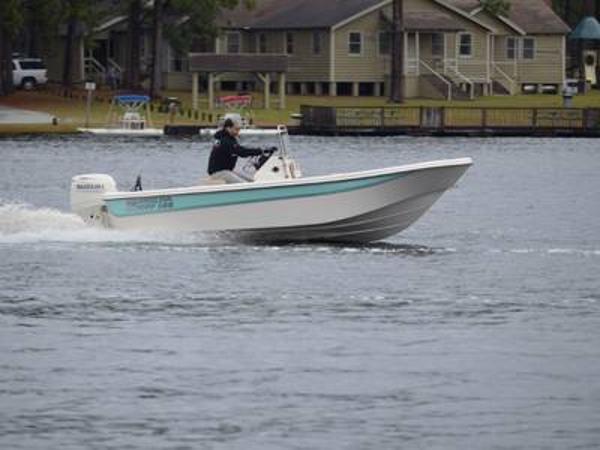 2011 Carolina Skiff boat for sale, model of the boat is 162 JLS & Image # 1 of 1