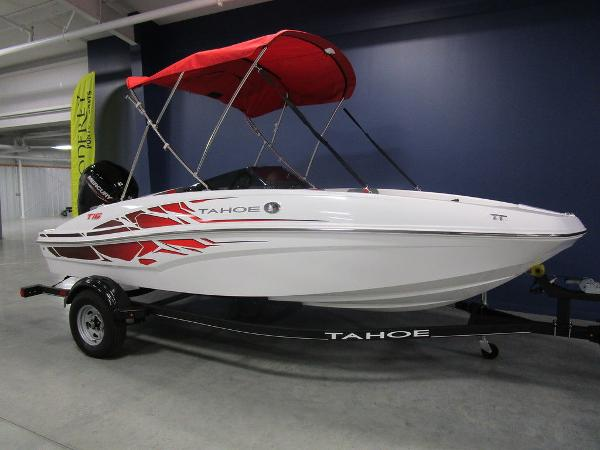 2021 Tahoe boat for sale, model of the boat is T16 & Image # 4 of 38