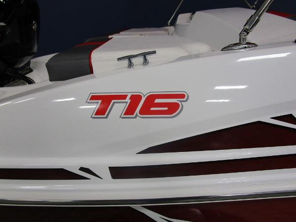2021 Tahoe boat for sale, model of the boat is T16 & Image # 5 of 38