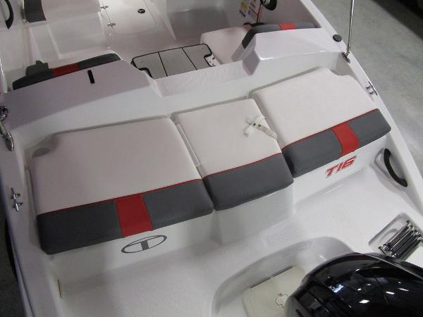 2021 Tahoe boat for sale, model of the boat is T16 & Image # 12 of 38