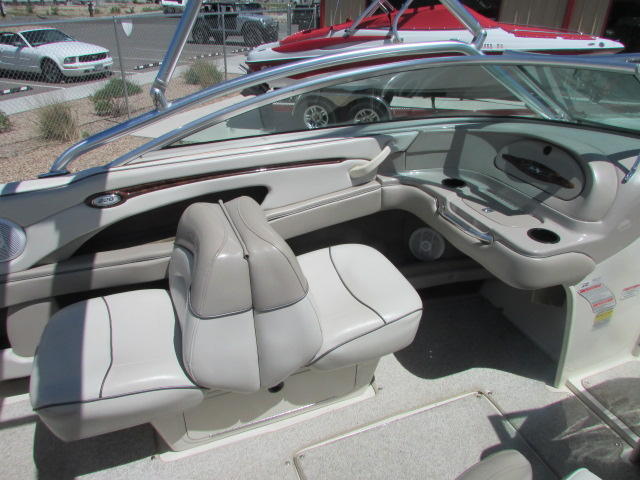 2003 Sea Ray boat for sale, model of the boat is 220 BR & Image # 13 of 19