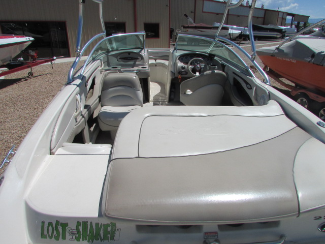 2003 Sea Ray boat for sale, model of the boat is 220 BR & Image # 18 of 19