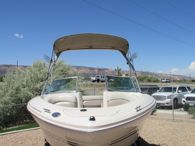 2003 Sea Ray boat for sale, model of the boat is 220 BR & Image # 5 of 19