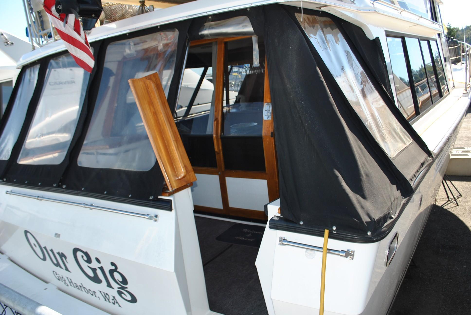 Bayliner 4588 Motoryacht