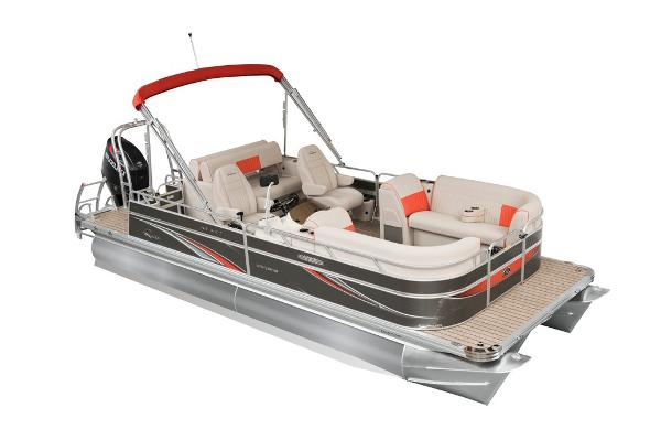 2021 Qwest boat for sale, model of the boat is LS 824 Splash Pad RW & Image # 11 of 11