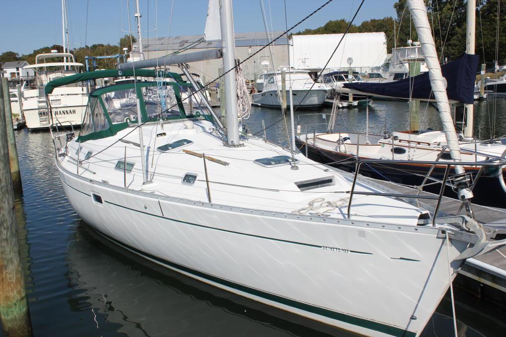 1999 Beneteau Oceanis 381