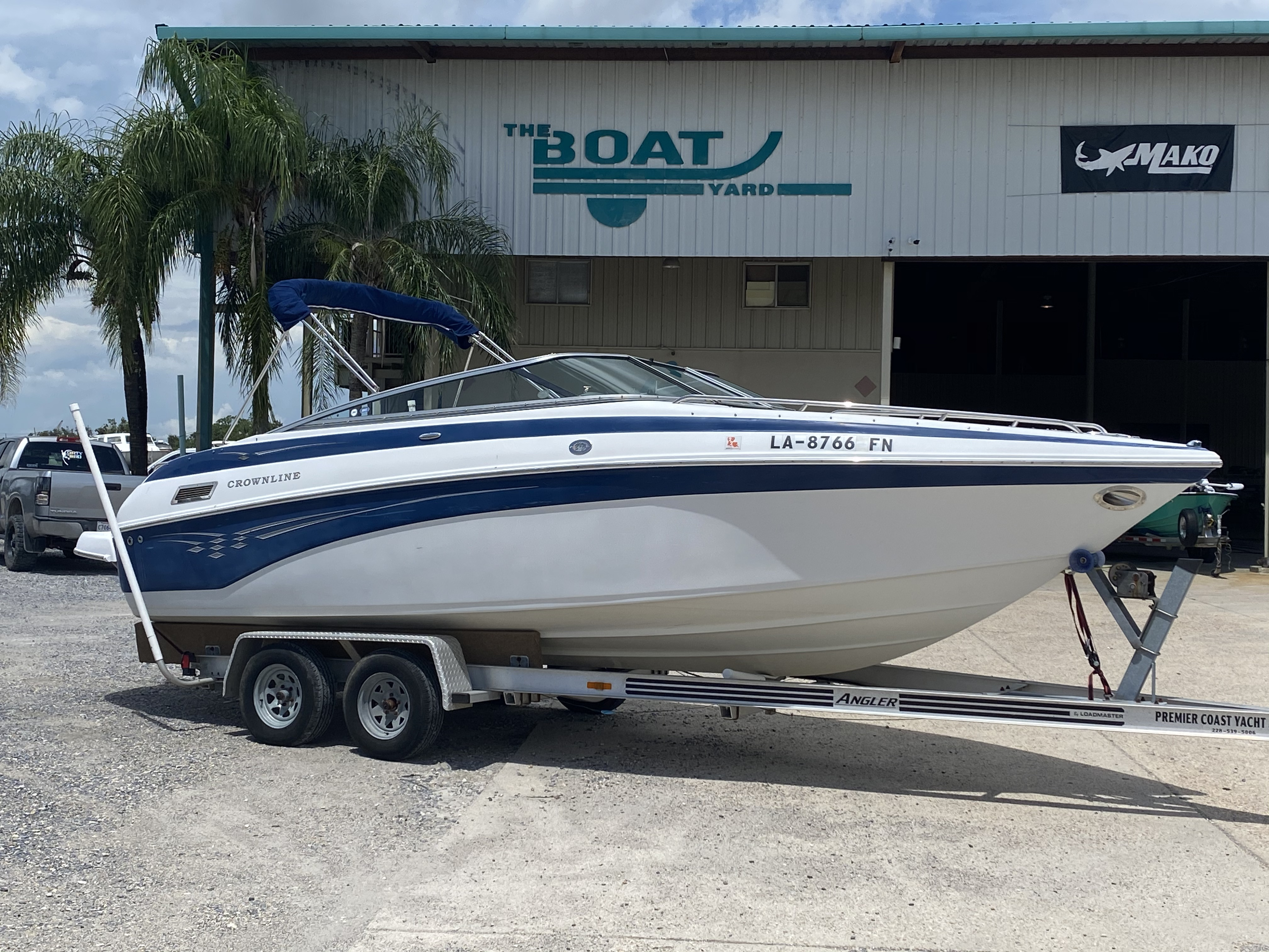 2005 Crownline boat for sale, model of the boat is 236 & Image # 1 of 17