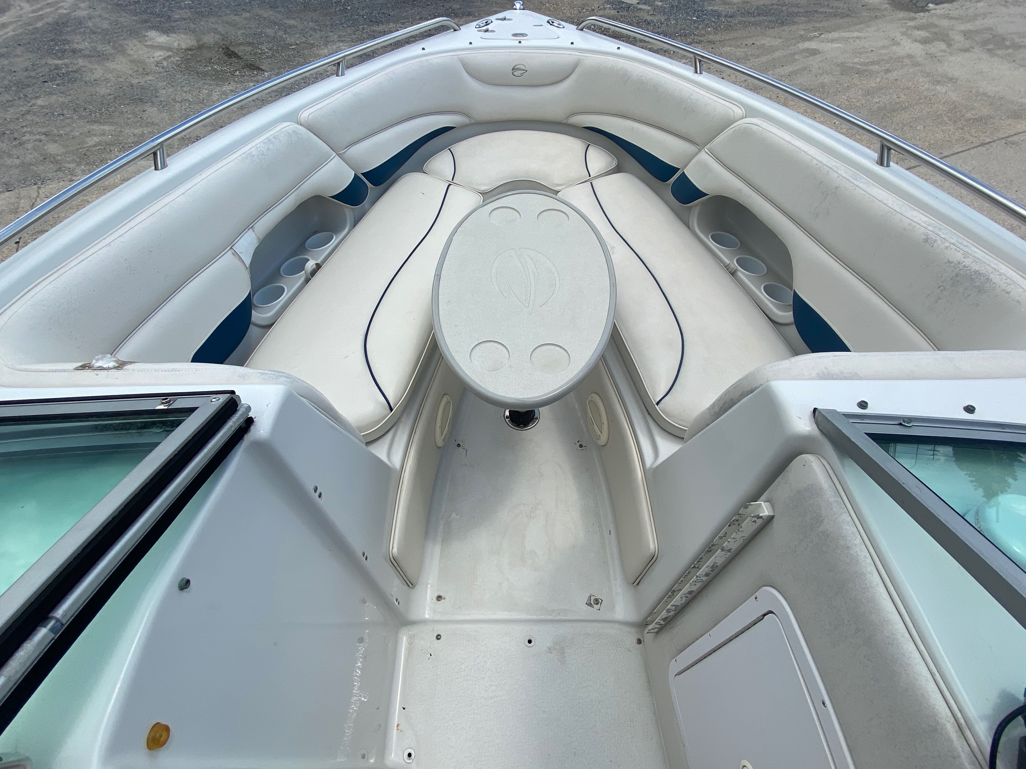 2005 Crownline boat for sale, model of the boat is 236 & Image # 13 of 17