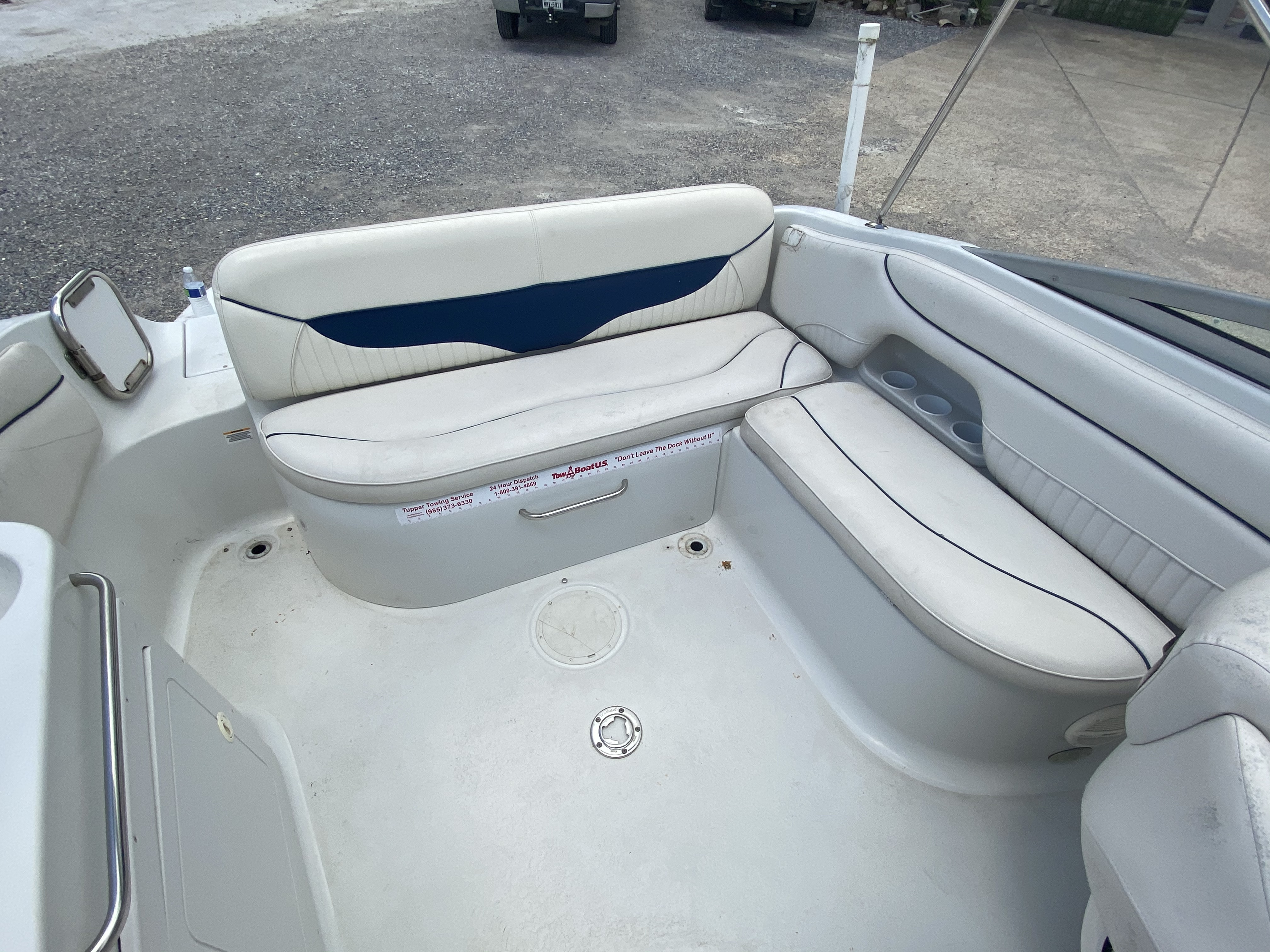 2005 Crownline boat for sale, model of the boat is 236 & Image # 17 of 17