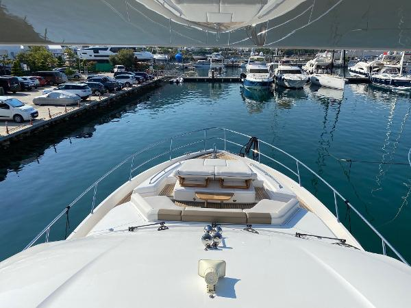 Princess Motor Yacht Sales - Used Princess F70
