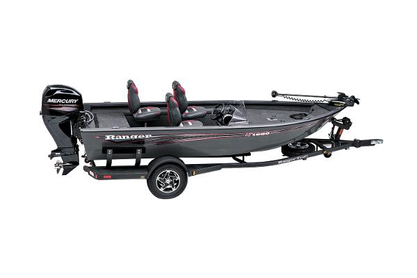 2021 Ranger Boats boat for sale, model of the boat is VS1660 SC & Image # 1 of 20
