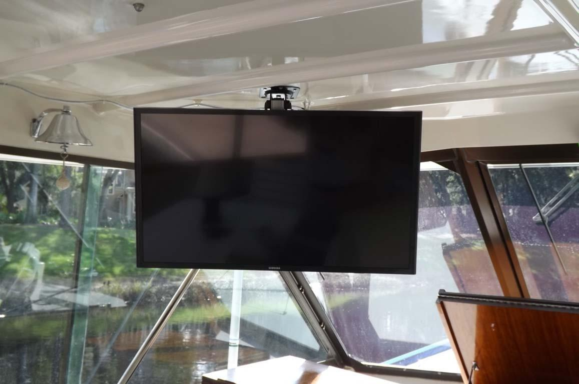 Aft Deck TV