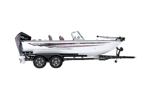 2021 Ranger Boats boat for sale, model of the boat is VS1882 WT & Image # 21 of 44