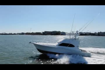 Riviera Flybridge video