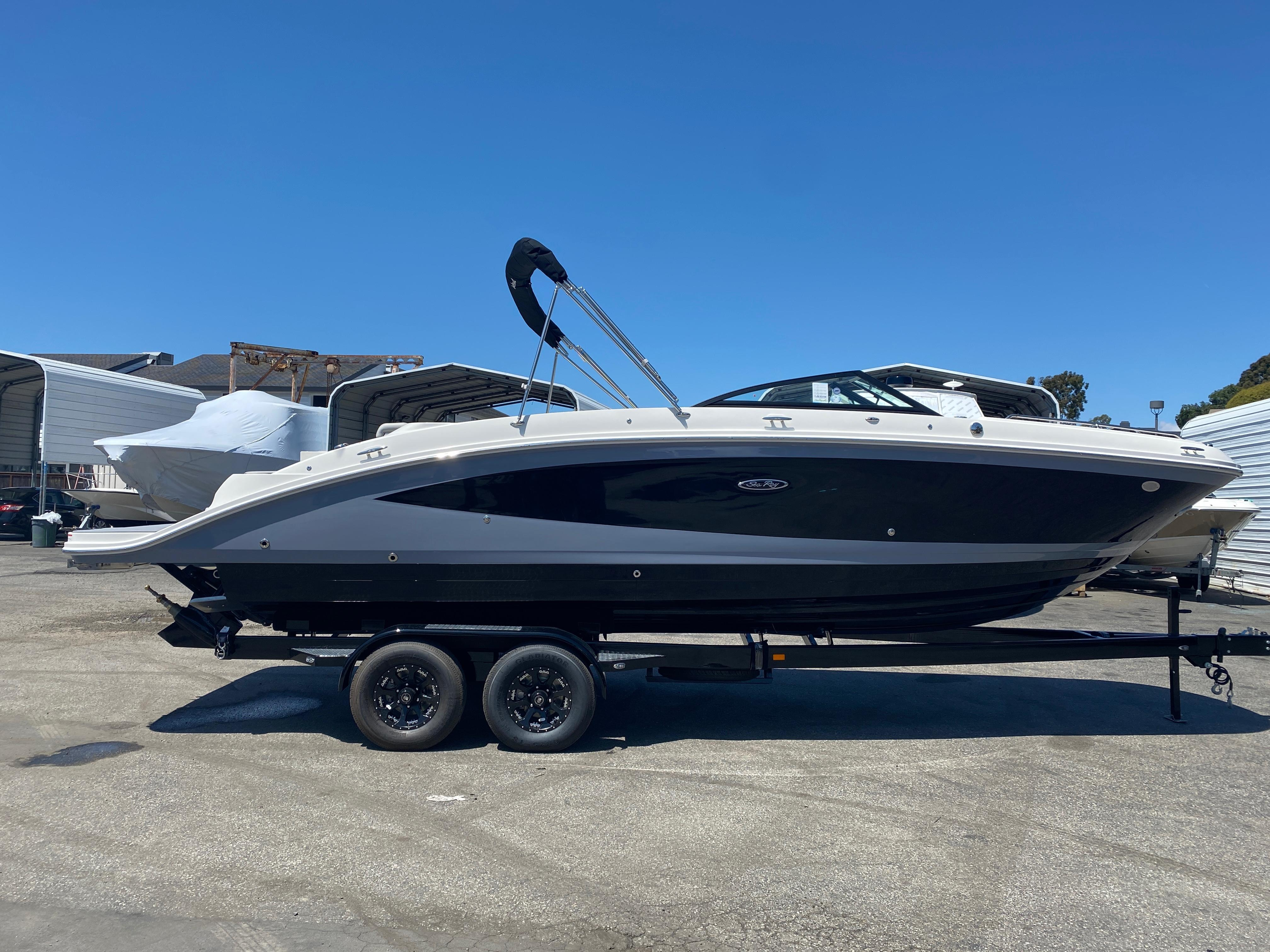 2020 Sea Ray SDX 270 #S1824A inventory image at Sun Country Coastal in Newport Beach