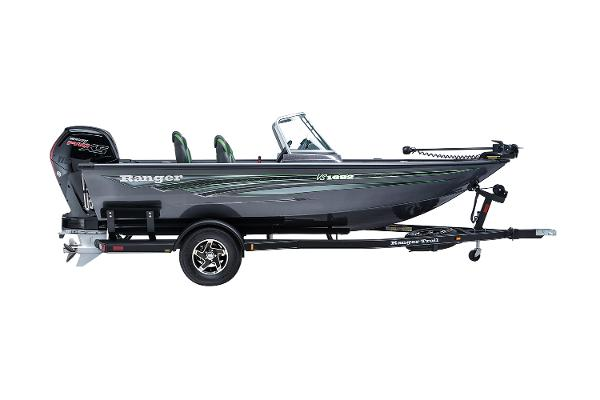 2021 Ranger Boats boat for sale, model of the boat is VS1682 WT & Image # 24 of 43