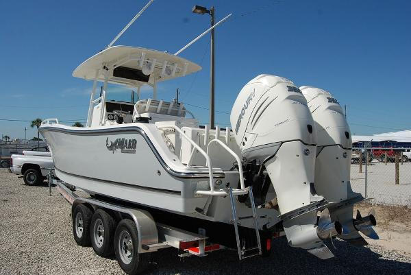 2016 Mako boat for sale, model of the boat is 284 CC & Image # 2 of 19