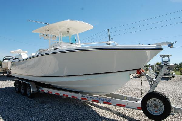 2016 Mako boat for sale, model of the boat is 284 CC & Image # 3 of 19