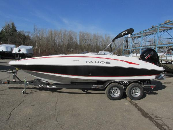 2021 Tahoe boat for sale, model of the boat is 2150 & Image # 1 of 44