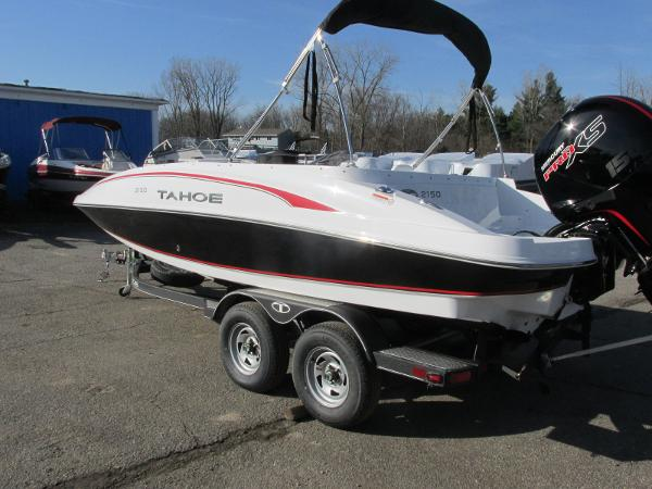 2021 Tahoe boat for sale, model of the boat is 2150 & Image # 2 of 44