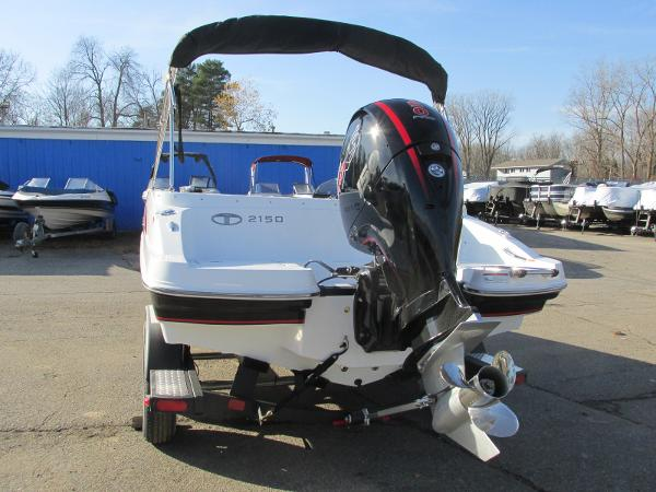 2021 Tahoe boat for sale, model of the boat is 2150 & Image # 3 of 44