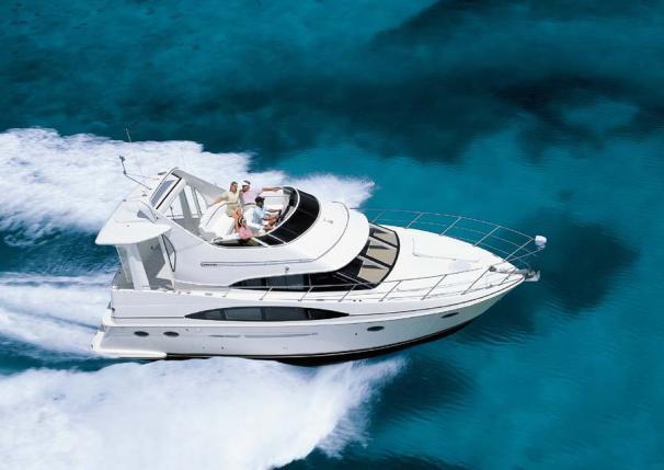 2001 Carver 396 Motor Yacht thumbnail