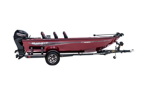 2021 Ranger Boats boat for sale, model of the boat is VS1660 T & Image # 2 of 19