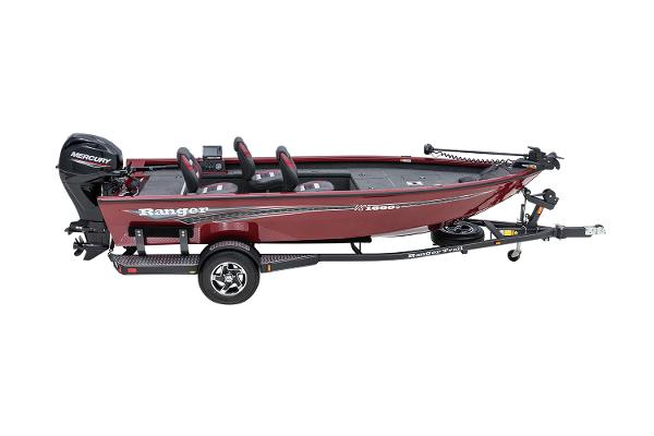 2021 Ranger Boats boat for sale, model of the boat is VS1660 T & Image # 1 of 19