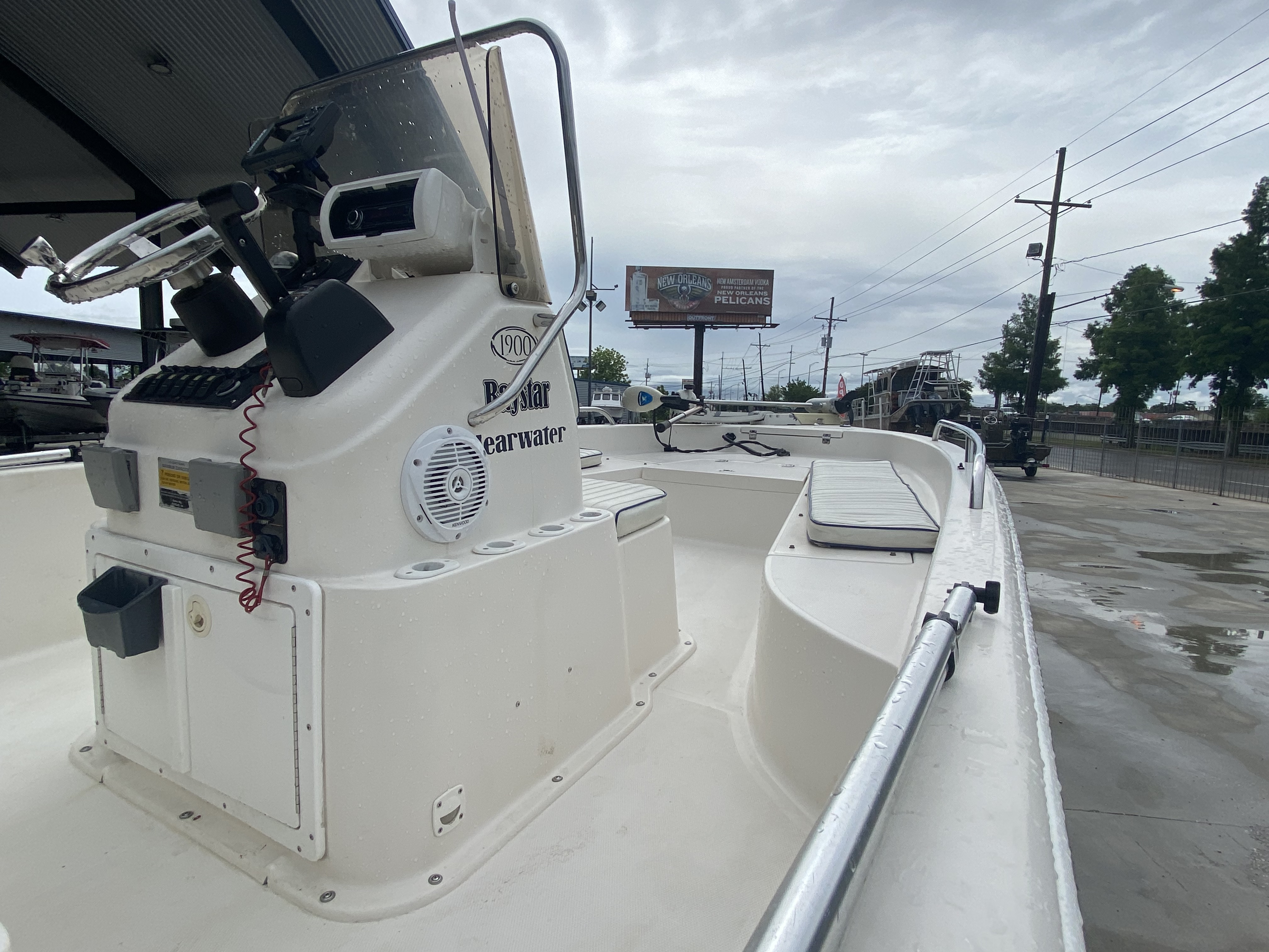 2007 Clearwater boat for sale, model of the boat is 1900 & Image # 13 of 13