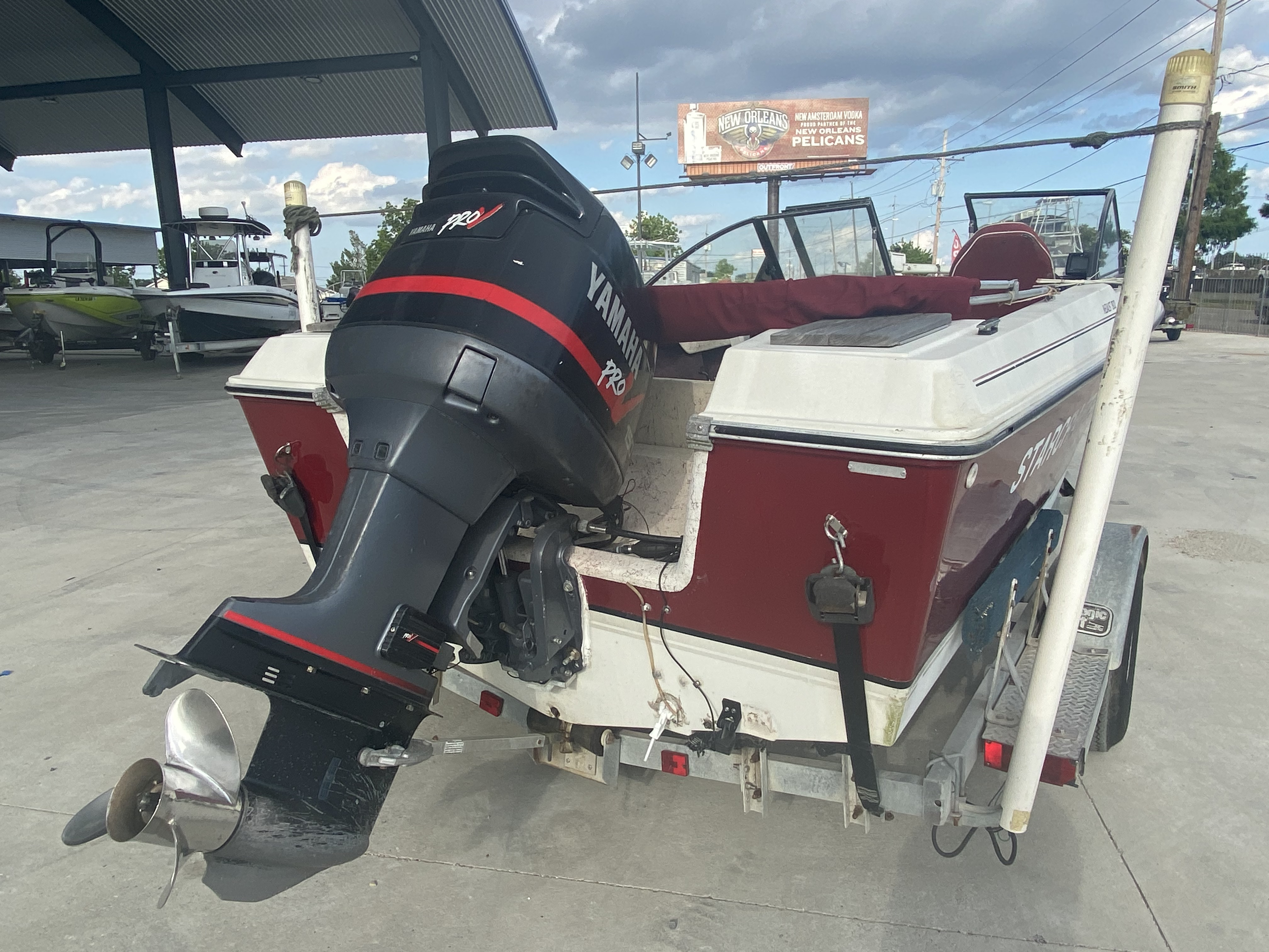 1989 Starcraft boat for sale, model of the boat is 19 & Image # 7 of 9