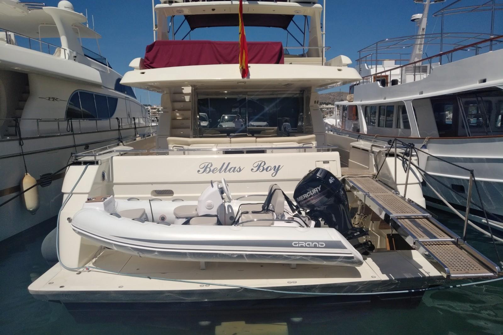 Ferretti Yachts 80 (De ocasión)