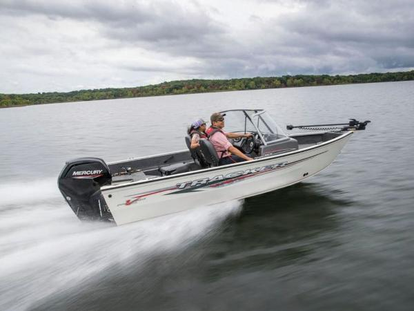 2021 Tracker Boats boat for sale, model of the boat is Pro Guide™ V-16 WT & Image # 1 of 1